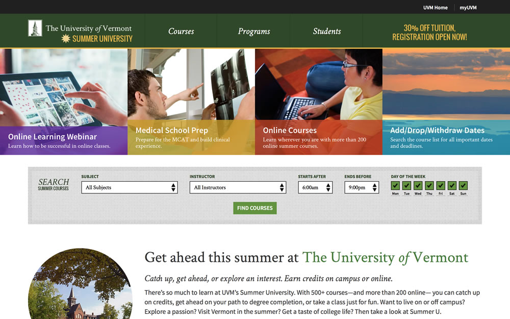 online summer courses Choose from a variety of online undergraduate and graduate classes free up your fall summer courses are an ideal way to lighten your course load during the standard academic year, while also better enabling yourself to double-major or pursue an internship.
